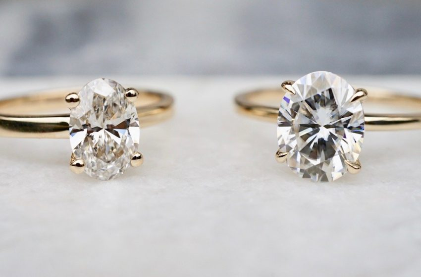 IS MOISSANITE? AND WHATS THE DIFFERENCE BETWEEN MOISSANTIE VS DIAMOND