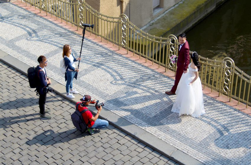 Best Wedding Day Photographer; Because Memories Are Important