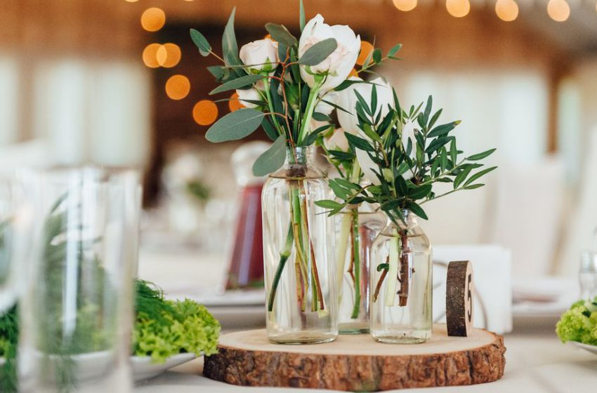 Planning for An Eco-Friendly and Affordable DIY Wedding or Party