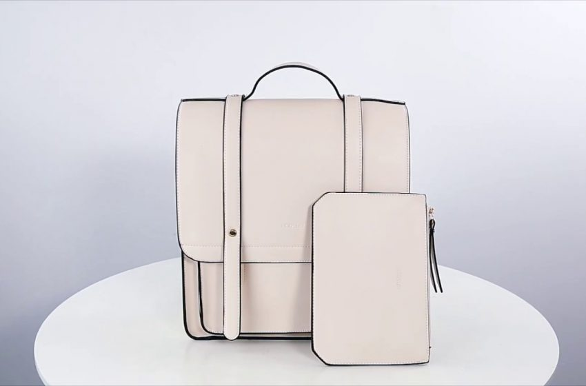 The Benefits of Using a Faux Leather Laptop Backpack